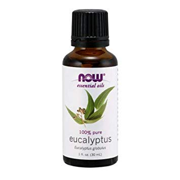 Now 100% Pure Eucalyptus Oil 30ml