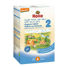 Holle Organic Infant Follow up Milk Formula 2 600g