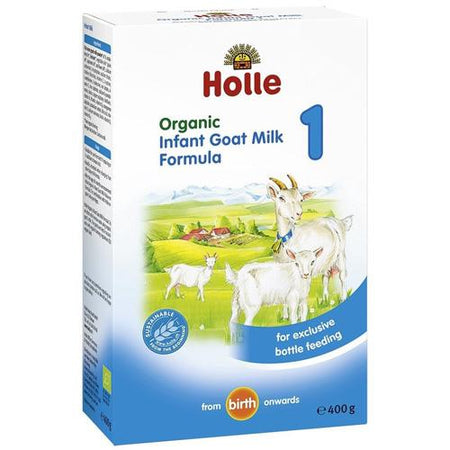Holle Organic Goat Follow on Formula 2 400g