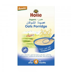 Holle Organic Oats Porridge 250g