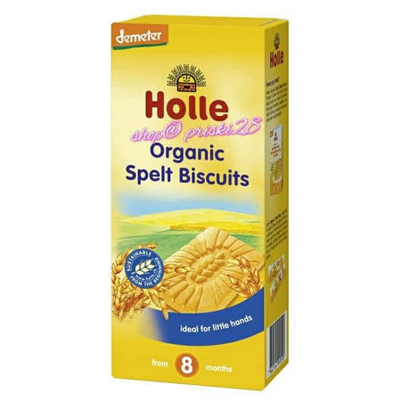 Holle Organic Spelt Biscuits 150g