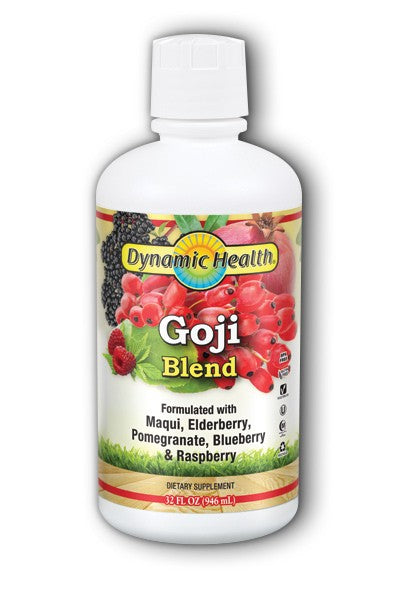 Dynamic Health Goji Blend 946ml