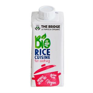 The Bridge Bio Rice Cuisine for cooking 200ml