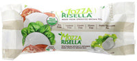 Mozza Risella Organic Classic Vegan Cheese 400g (Made from Sprouted Brown Rice)