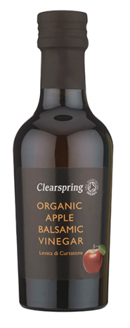 Clearspring Organic Apple Balsamic Vinegar 250ml