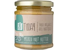 Bio Today Organic Mixed Nut Butter 170g