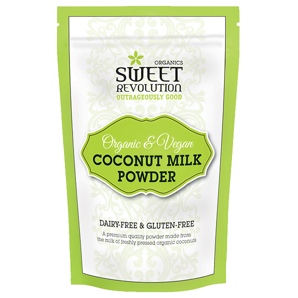 Sweet Revolution Organic Coconut Milk Powder 350g