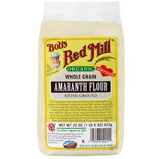 Bob's Red Mill Organic Amaranth Flour 624 gr