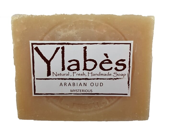 Ylabès Arabian Oud Handmade Natural Soap 145g