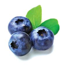Organic Blueberries 125g