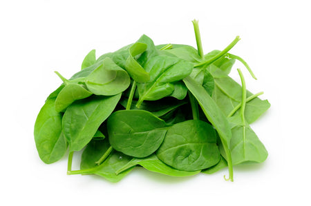 Organic Baby Spinach 100g