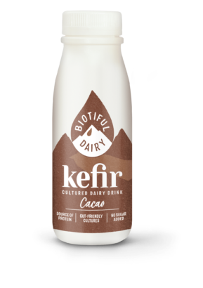 Bio-tiful Kefir Cultured Milk Drink Cacao 250ml