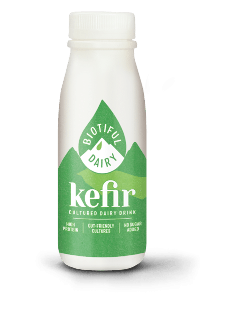Bio-tiful Kefir Cultured Milk Drink Natural 250ml