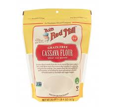 Bob's Red Mill Cassava Flour 567 gr