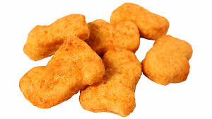 Organic Chicken Nuggets 250g