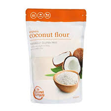 The Coconut Co. Organic Coconut Flour 400 gr