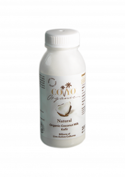 Coyo Organic Coconut Kefir Natural 200ml