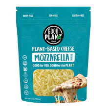 Good Planet Plant Based Mozzarella Cheese 198g