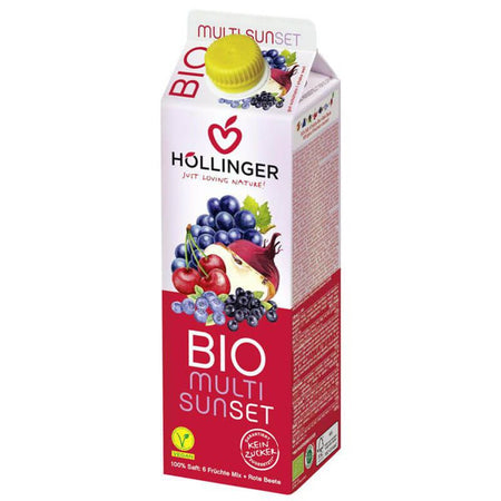 Hollinger Organic Multi Sunset 1L