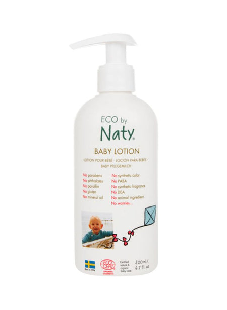 Eco by Naty Baby Lotion 200ml