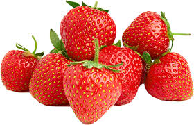Organic Strawberries 250g