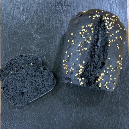 Organic Vegan Activated Charcoal Loaf