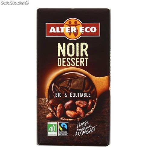 Alter Eco Organic Cooking Dark Chocolate 200g