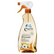Earth Choice Bathroom and Shower cleaner 600 ml