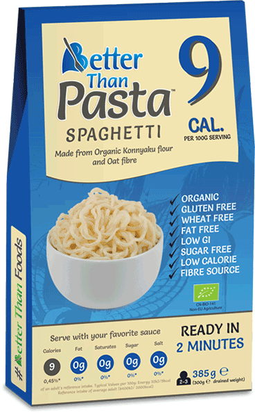 Better Than Organic Pasta Spaghetti 385g