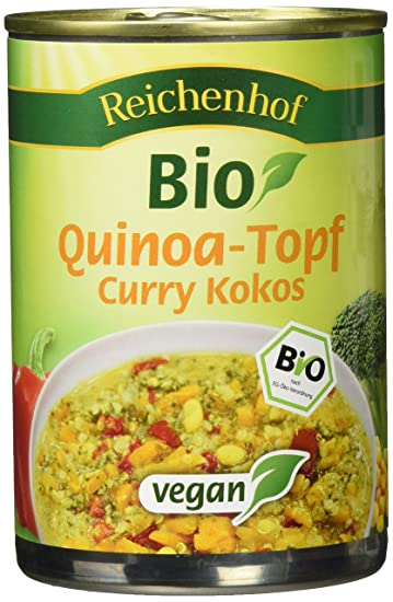 Reichenhof BIO Quinoa Curry Stew 400g