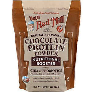 Bob's Red Mill Chocolate Chia Protein Powder 453g
