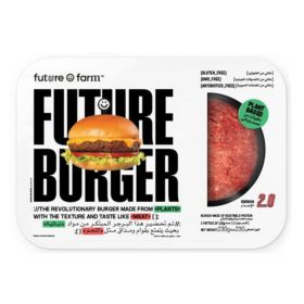 Future Farm Vegan Veggie Burger 230g