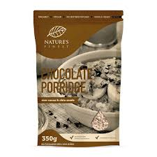 Natures Finest Chocolate Porridge 350g