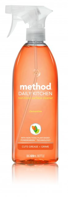 Method Daily Kitchen Non-Toxic Surface Cleaner 828ml