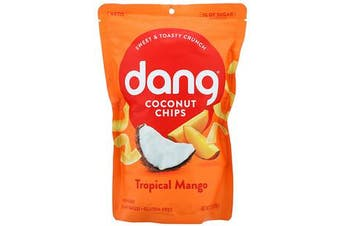 Dang Coconut Chips Tropical Mango 90g