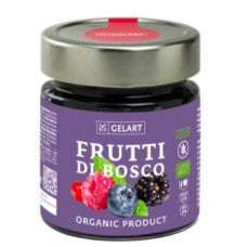 Gelart Organic Forest Fruit Jam 300g