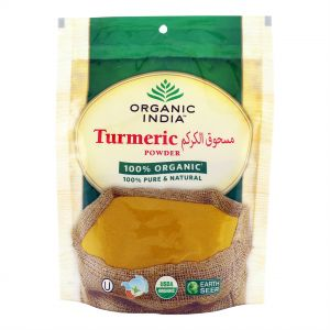 Organic India Turmeric Powder 100g