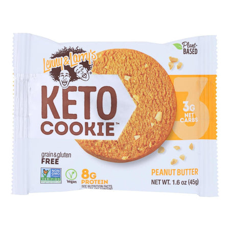 Lenny & Larry's Keto Cookie Peanut Butter 45g