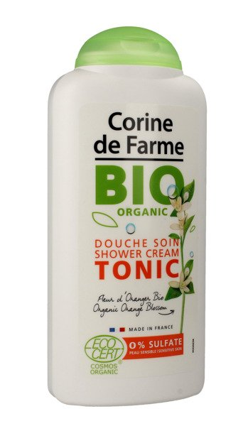 Corine de Farme Bio Organic Shower Cream Tonic 300ml