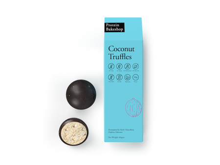 Protein Bakeshop Coconut Truffles 60g
