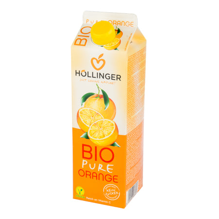Hollinger  Organic Orange 1L