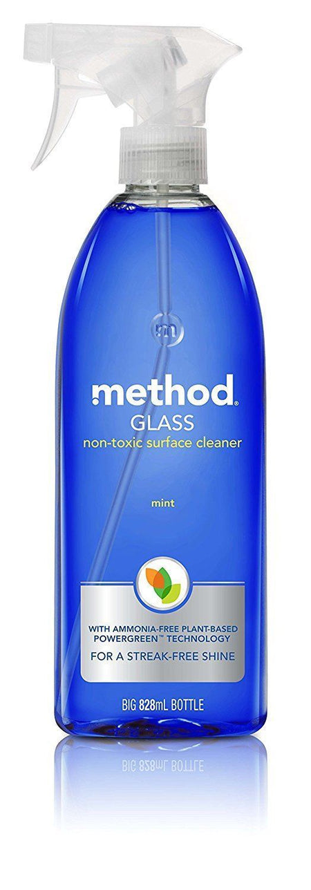 Method Glass Non-Toxic Surface Cleaner 828ml