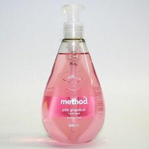 Method Pink Grapefruit Hand Wash 354ml
