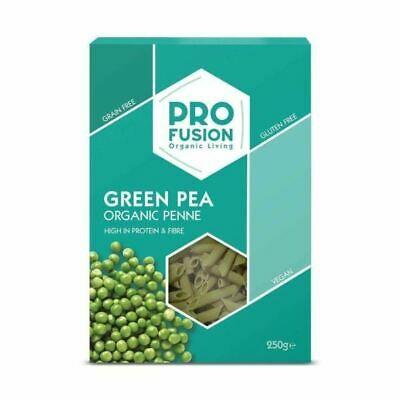Pro Fusion Organic Green Pea Penne 250g