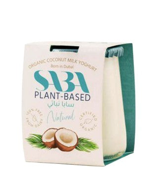 Saba Plant Based Natural Yogurt 115g