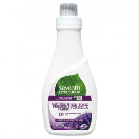 Seventh Generation Fabric Conditioner Lavender & Blue Eucalyptus Scent 946ml