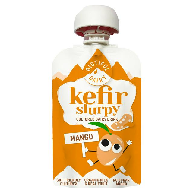 Biotiful Kefir Slurpy Mango 100ml