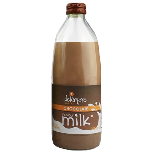 Delamere Chocolate Flavour Milk 500ml