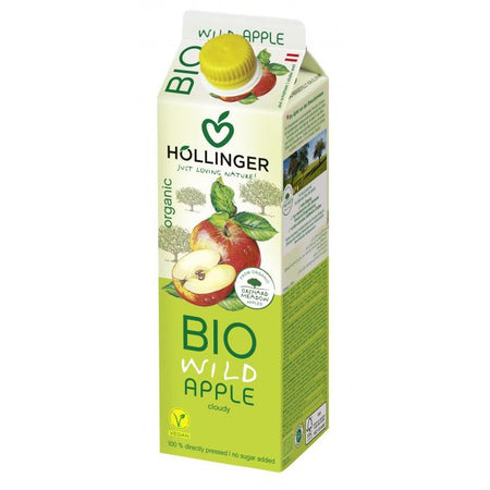 Hollinger Organic Wild Apple 1L