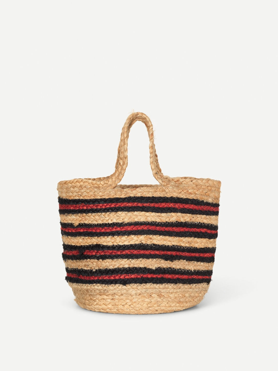 BEACH BAG NATURE | POPPY